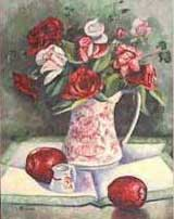 Roses with Apples - Item 22